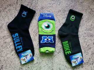 MONSTER INC. AND TOY STORY