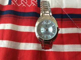 Faded glory ladies watch