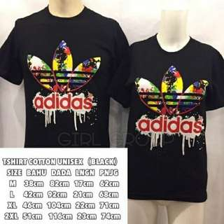 Adidas Nike T-shirt ReadyStock