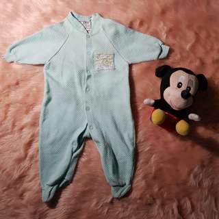 Onesie pajama 0 to 3 mos
