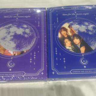 GFRIEND TIME FOR THE MOONIGHT 2 ALBUM SET