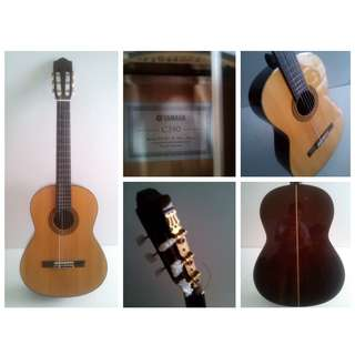 Gitar Yamaha Classic Nylon C390 Original Second