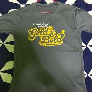 Freakshow Gold & Bold Shirt