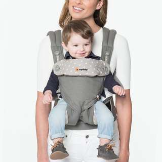 Ergobaby 360 Carrier - Dewy Grey