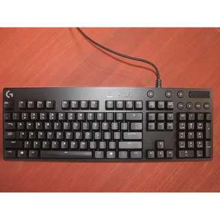 原價HKD1149 鍵盤 Logitech G610 CHERRY MX 青軸機械 GAMING KEYBOARD 羅技
