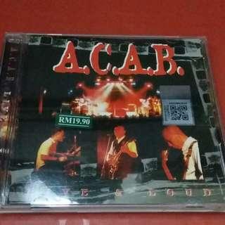 CD ACAB LIVE & LOUD