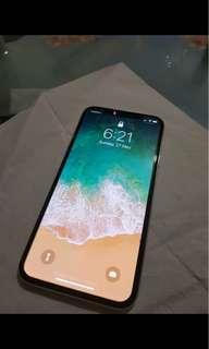 iPhone X Silver (64gb)