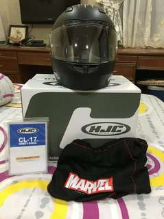HJC the punisher full face helmet