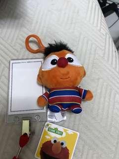 Sesame Street..ernie keyholder