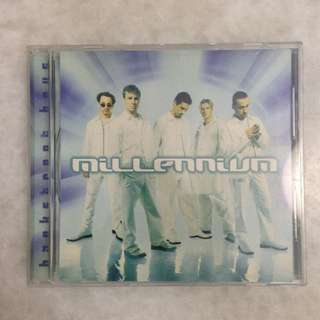 Backstreet Boys - Millenium CD Album record audio music song disc