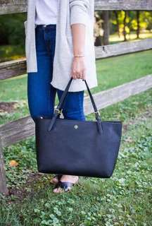 Tory Burch York Buckle Tote Small