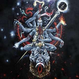 Cult Of Fire – मृत्यु का तापसी अनुध्यान Vinyl LP Record