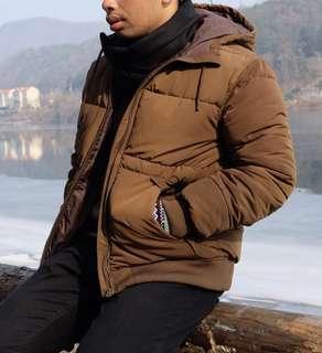 Preloved Winter Jacket - HM