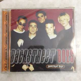 Backstreet Boys Album CD 1996 Album record audio music song disc
