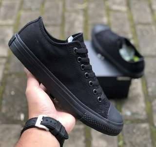 Converse all star low for man premium Quality BNIB