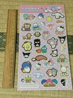 Sanrio 貼紙