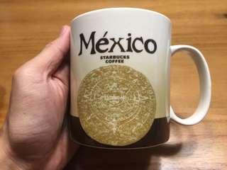 🚚 星巴克城市杯墨西哥