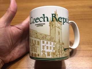 🚚 星巴克城市杯捷克