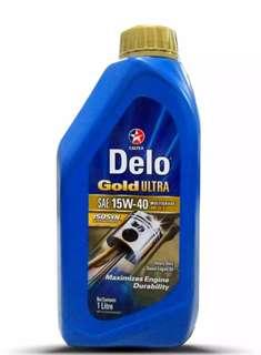 Delo® Gold Ultra SAE 15W-40 1Liter