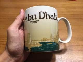 🚚 星巴克城市杯阿布達比