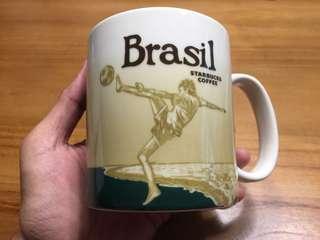 🚚 星巴克城市杯巴西