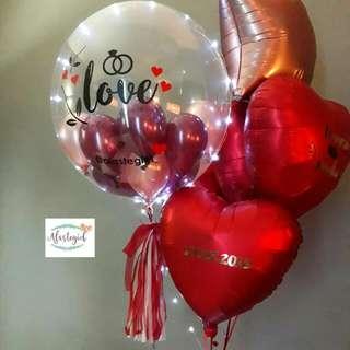Balloon Bouquet Surprise Delivery