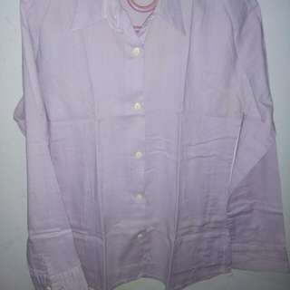 Soft purple shirt
