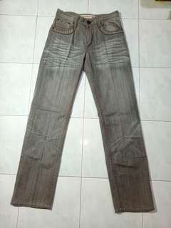 Celana panjang jeans Diesel Industry Denim Devision Thailand