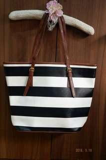Marikina Made MK Inspired Zip Tote Bag