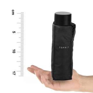 Esprit Black Umbrella (Petito Solid)