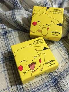🚚 ❗️降價❗️Tonymoly X Pokemon 迷你氣墊粉餅