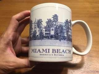 🚚 星巴克城市杯邁阿密海灘