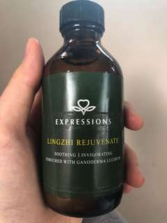 Expressions Lingzhi Rejuvenate Soothing Oil