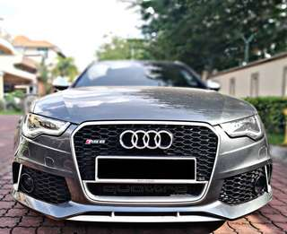 2013 #Audi RS6 4.0 (A) Stage2 722hp