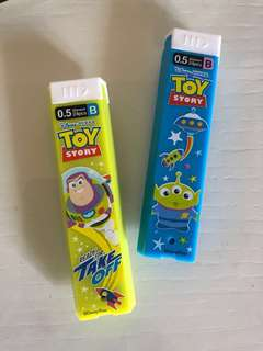 Toys story 筆芯