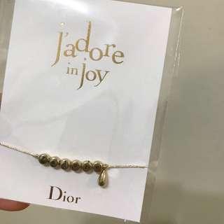 sɐlǝ👐🏻Dior 迪奧 Jadore 品牌手鍊 法國空運來台🇫🇷⇨全新專櫃正品