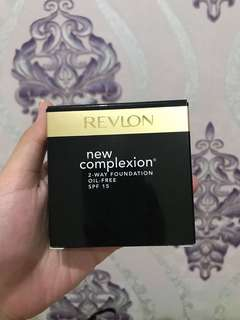 2-way foundation revlon