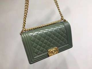 Chanel leboy handbag