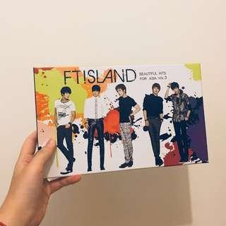 FTIsland 專輯