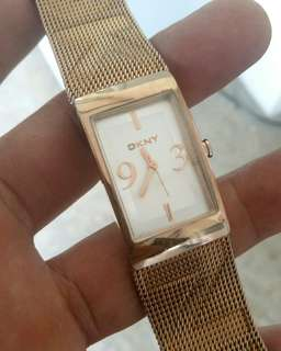 jam tangan DKNY ladies original