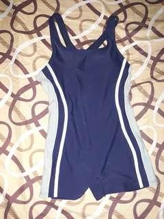 Sogo swimsuit blue