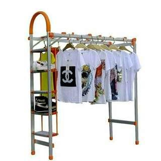 梯子晾衣架