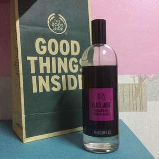 The Body Shop Black Musk Fragrance Mist Brume Parfumée