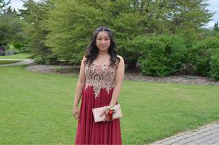 REDUCED PRICE Prom dress