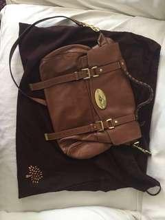 Mulberry Oversized Alexa Bag