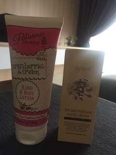 Body cream 200ml & Hand Cream 80ml