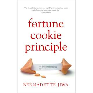 Free ebook - The Fortune Cookie Principle: The 20 Keys to a Great Brand Story and Why Your Business Needs One by Bernadette Jiwa
