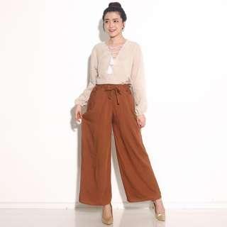 Cotton comfy pants #mausupreme
