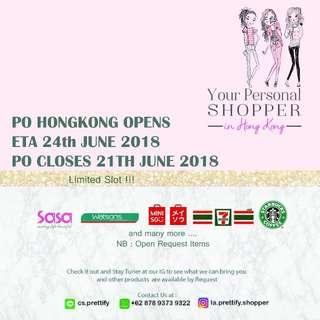 Open PO HK