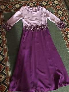Reduced‼️Girls Long Dress @ Jubah